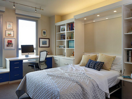Most important Tips to Decorate a Room with a Murphy Bed
