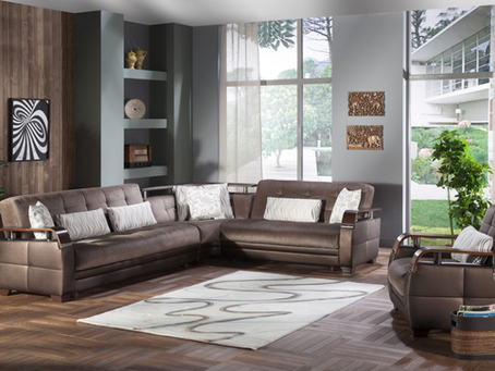 What Styles And Designs Of Sectional Sofas With Storage Are There?