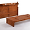 Thumbnail: Night & Day Murphy Cube Cabinet Bed Cherry