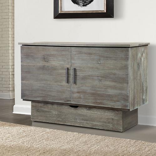 Studio Queen Murphy Cabinet Bed Ash