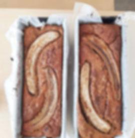 Pearths own Banana Bread