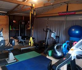 private garage gym