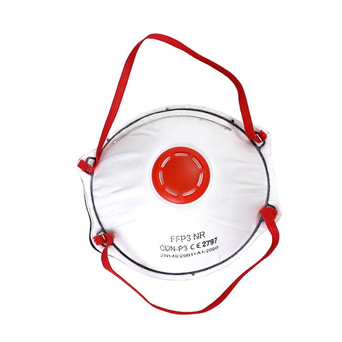 FFP3 CDN-P3 Atemschutzmaske, mit Ventil - 10 Stk.