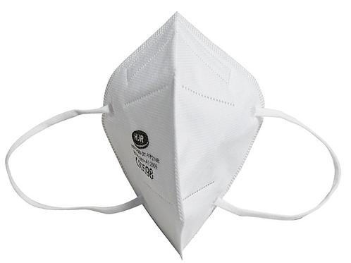 HJR FFP2 NR Atemschutzmaske ohne Ventil gefaltet - 10 Stk.