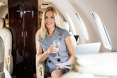 business jet training
