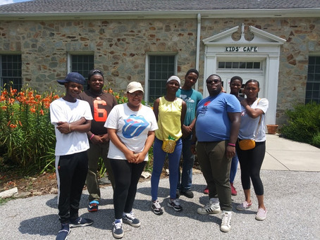 First Experiences at Great Kids Farm: a YouthWorker's Perspective