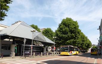 Nouvelle voirie Place Verte, Ville Conviviale Verviers