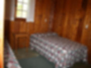 Cabin 9 - bedroom 2.JPG