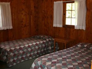 Cabin 9 - bedroom 3.JPG