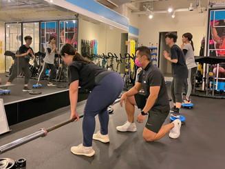 藝文店-重量訓練