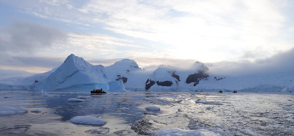 Graham Passage, Antarktis