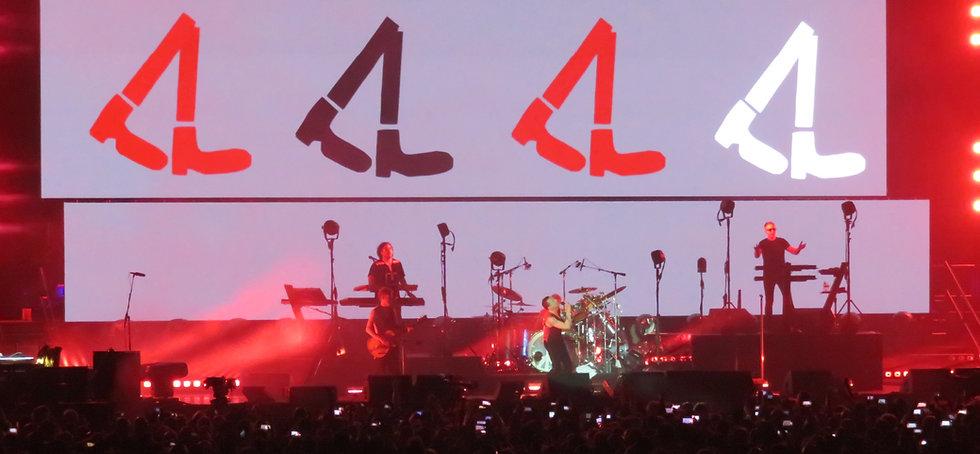Depeche Mode, Global Spirit Tour 2016, Barcelona