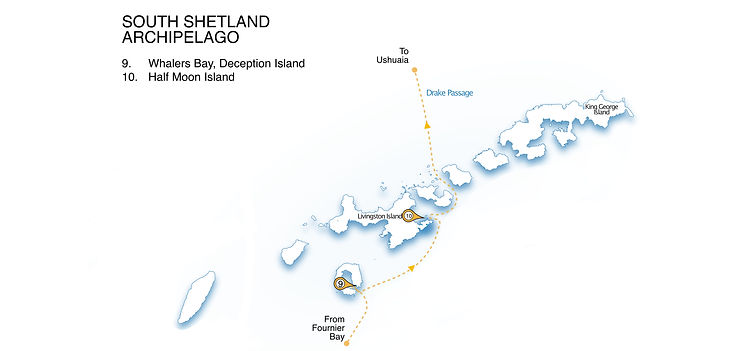 Deception Island, South Shetland Islands