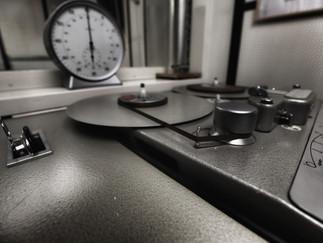 Tonband Aufnahmestudio