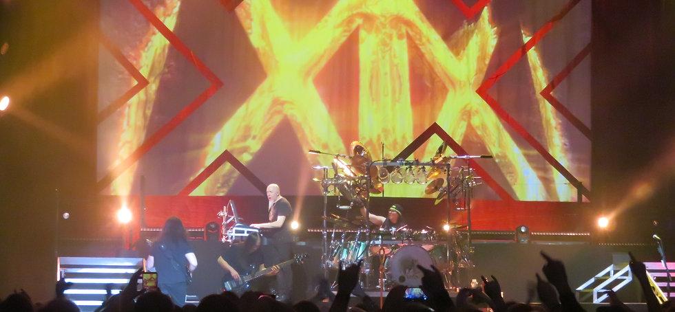 Dream Theter, Distance over Time Tour, Jahrhunderhalle Frankfurt