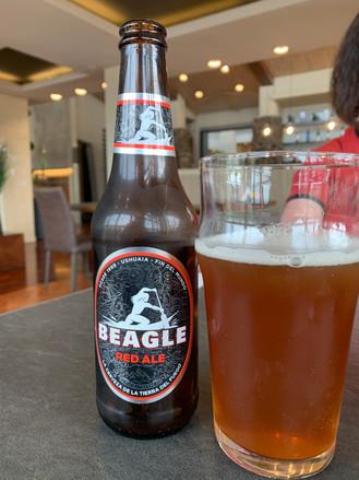 dazu ein schönes Bier