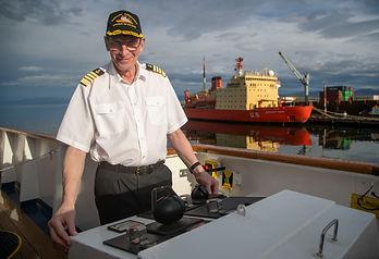 Kapitän Yury Gorodnik