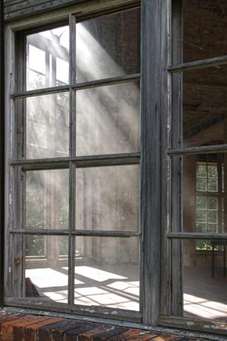 Licht durchs Fenster