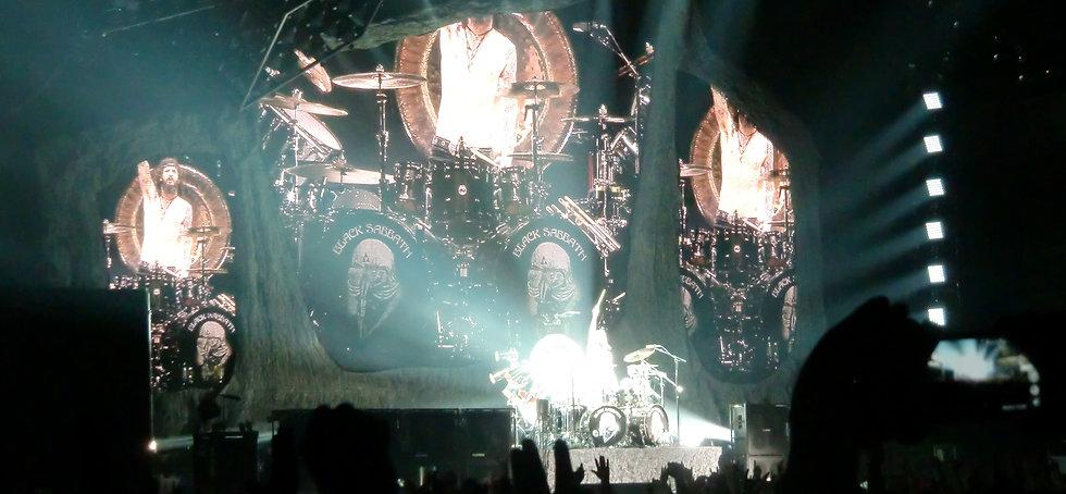 Tommy Clufetos, Drums, Black Sabbath, Festhalle Frankfurt