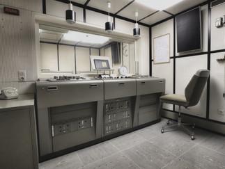 Aufnahmeraum Radiostudio