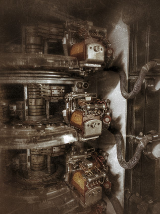 Detail Telefonanlage
