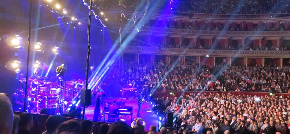 TOTO, Royal Albert Hall