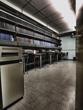 Bibliothek Bunker