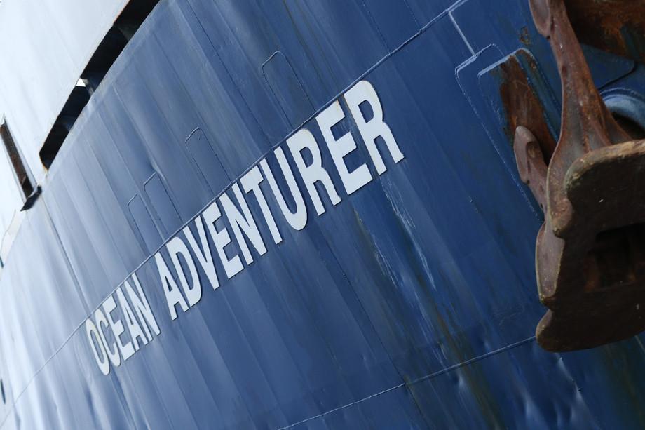 Ocean Adventurer
