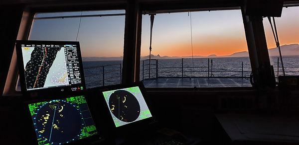 Brücke Ocean Adventurer