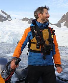 Solan Jensen, Expeditionsleiter