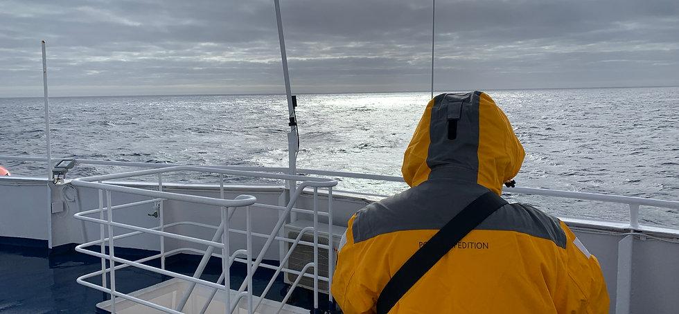 Drake Passage_ruhig und friedlich