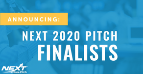 9 Finalist Pitch Companies Face Off for Day 3 – NEXT Venture Pitch 2020