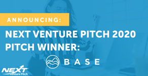 Announcing Conference Pitch Winner & Runners Up – NEXT Venture Pitch 2020