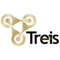 Treis Blockain logo Venture Pich 2018 company
