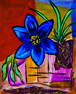 Wall Flower - SOLD