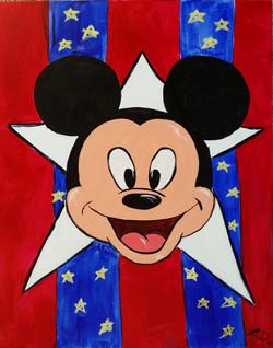 Mickey's A Star