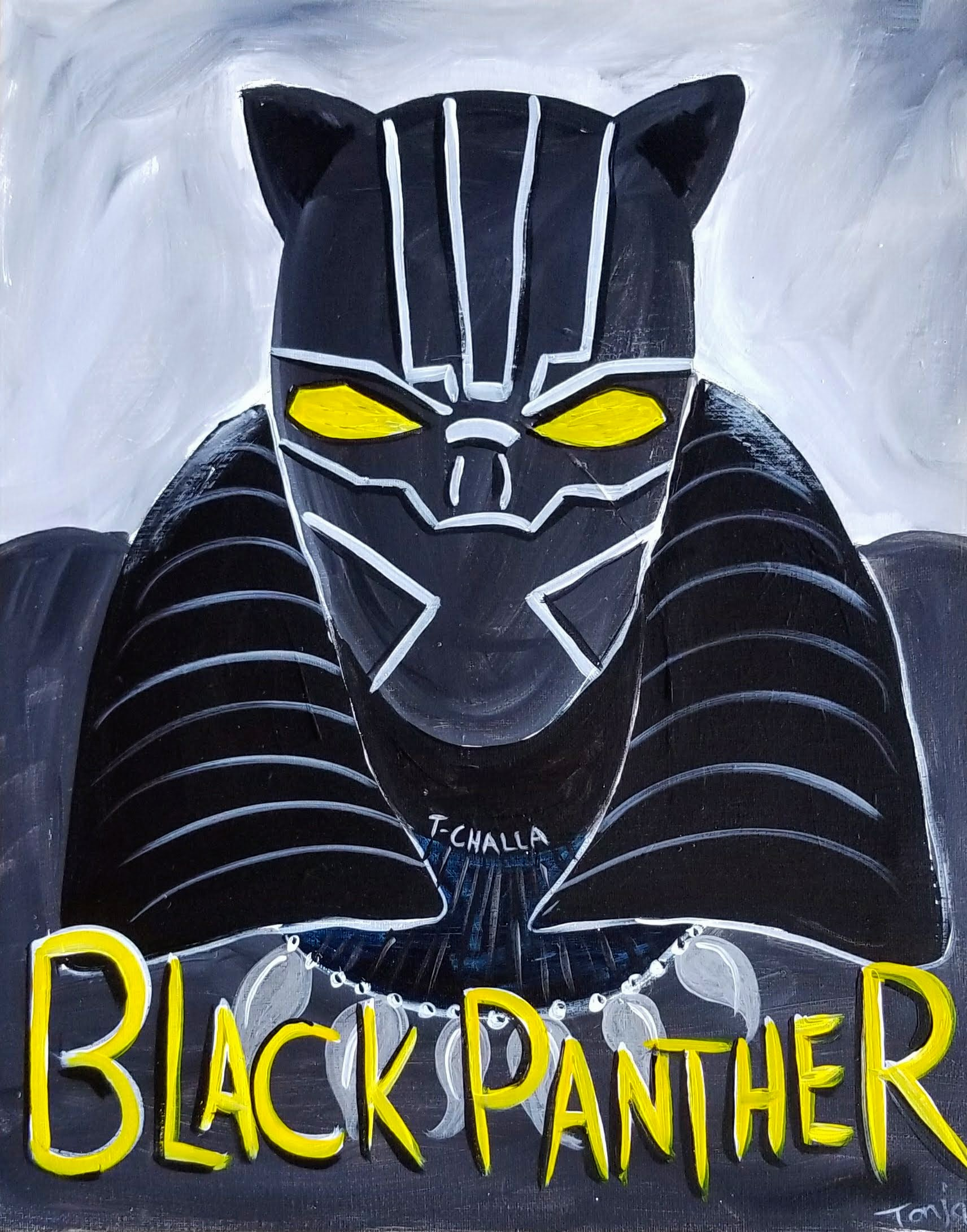 Black Painther - T-Challa