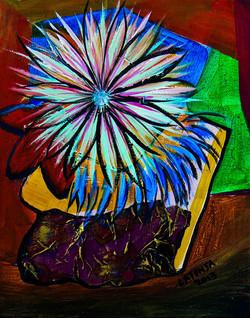 Window Flower - SOLD