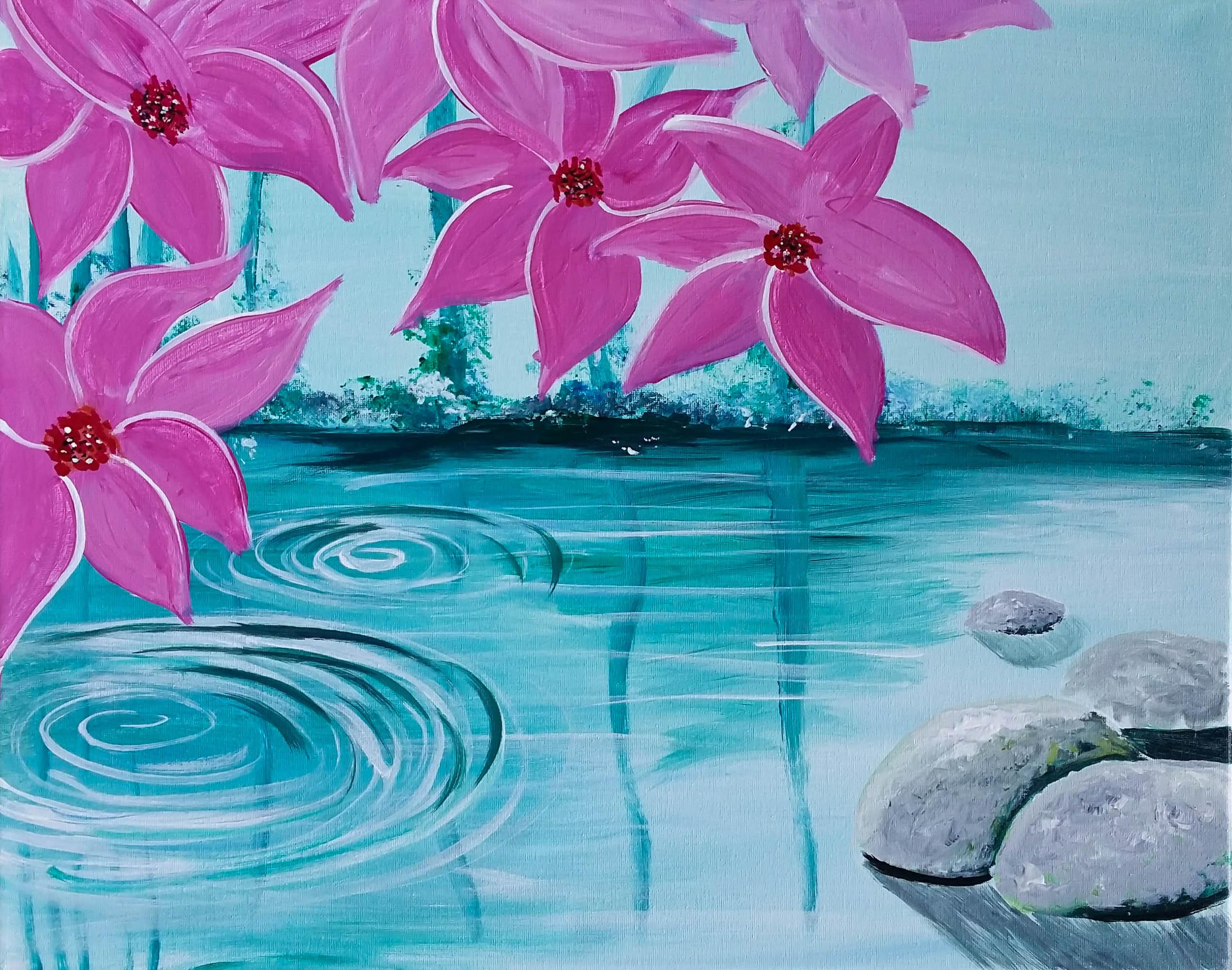 Pink Pond