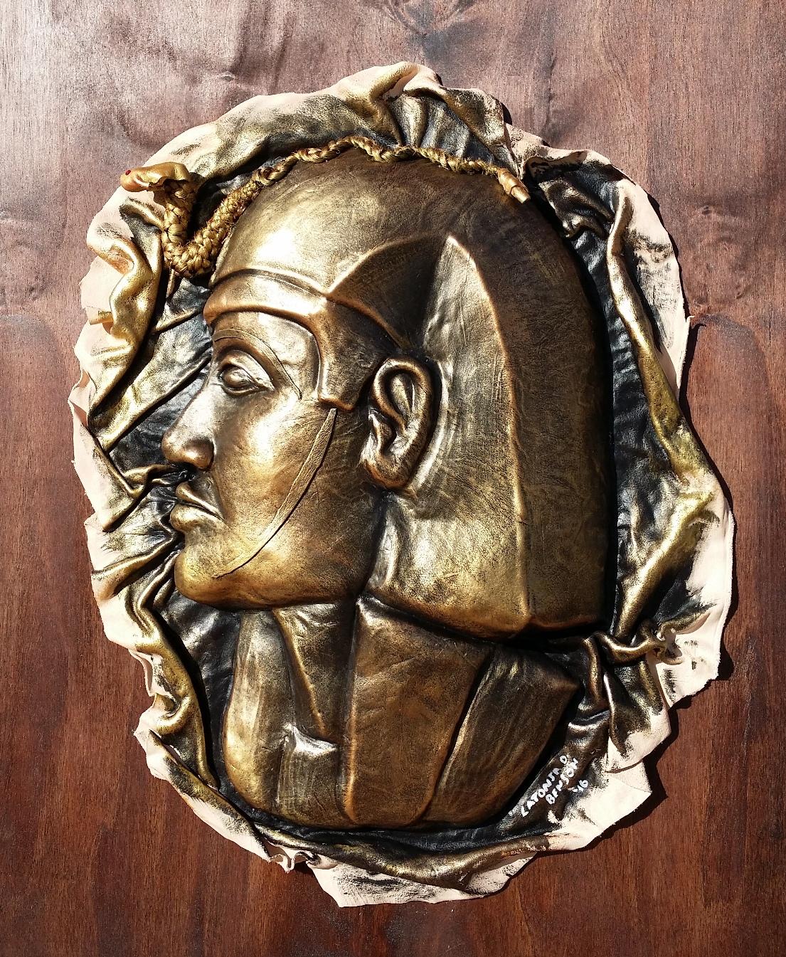 King I (bronze)