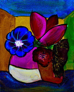 My Room of Blooms - SOLD