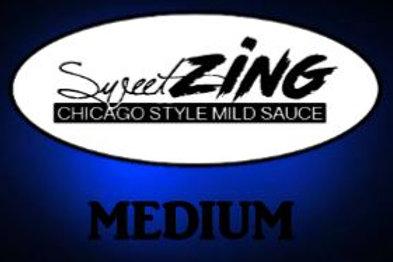 Sweet Zing Sauce - 8 ounce Medium