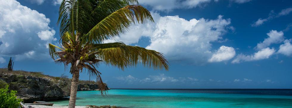 Playa privada de White Sands.