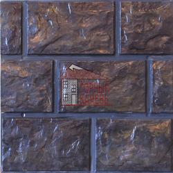 фасадная панель искусственный камень