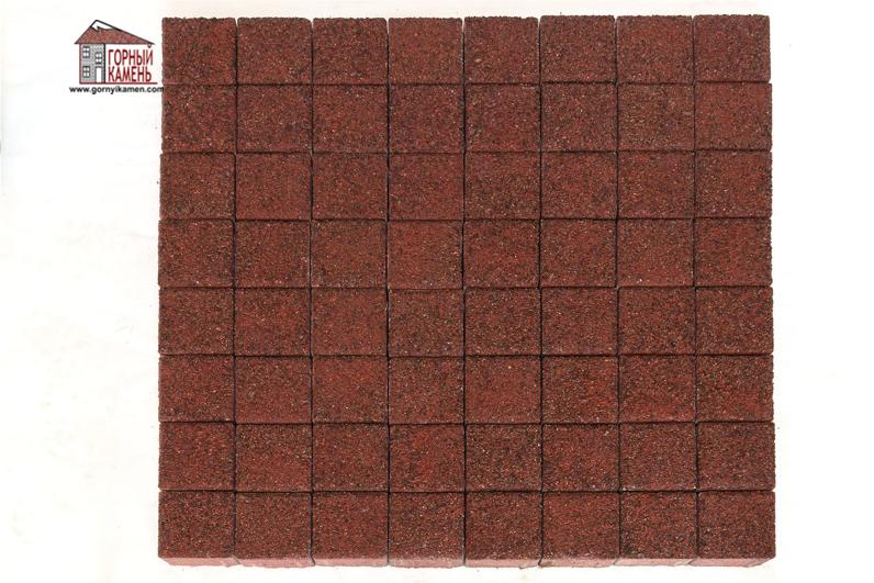 Тротуарная плитка шлифованная