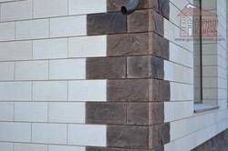 фасадная панель - травертин