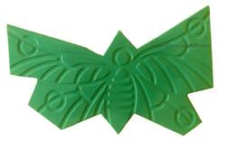 тротуарная плитка  бабочка