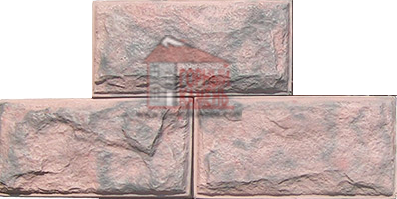 искусственный камень на крепежах