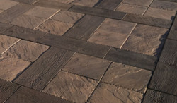 Тротуарная плитка  дощечки