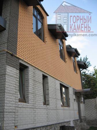 Фасадная панель клинкерный кирпич